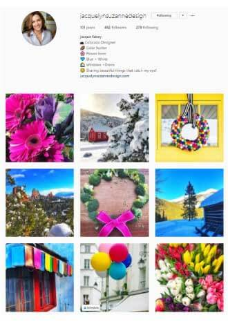 Instagram Colorful Color Palette Example1