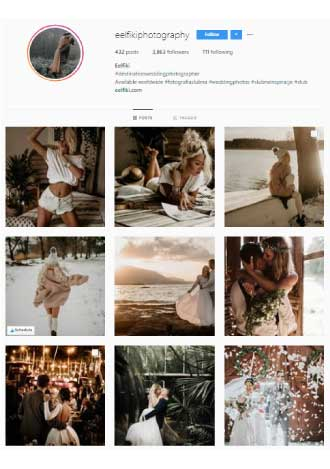 Instagram Earthy Color Palette Example2