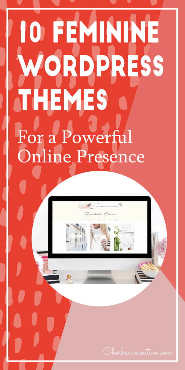 10 Feminine WordPress Themes for a Powerful Online Presence