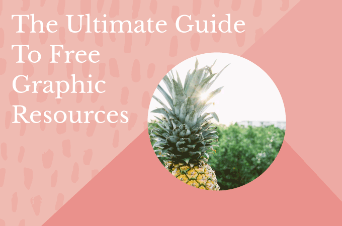 The Ultimate Guide to Free Graphic Resources