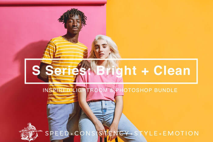 Bright and Clean Presets