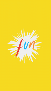 Free Yellow Instagram Story Highlight Cover Icons - Fun