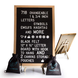 Instagram Letter Boards