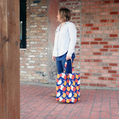 Eco Friendly Tote Bags - Cherbear Creative