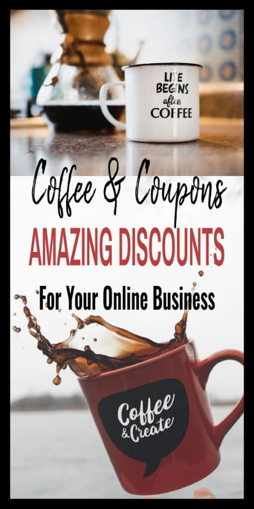 Coffee and Coupons: Amazing Discounts for your Online Business