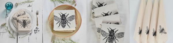 Honeybee Napkins