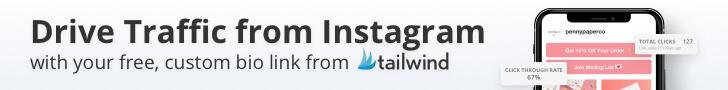 Tailwind Smart Instagram Bio