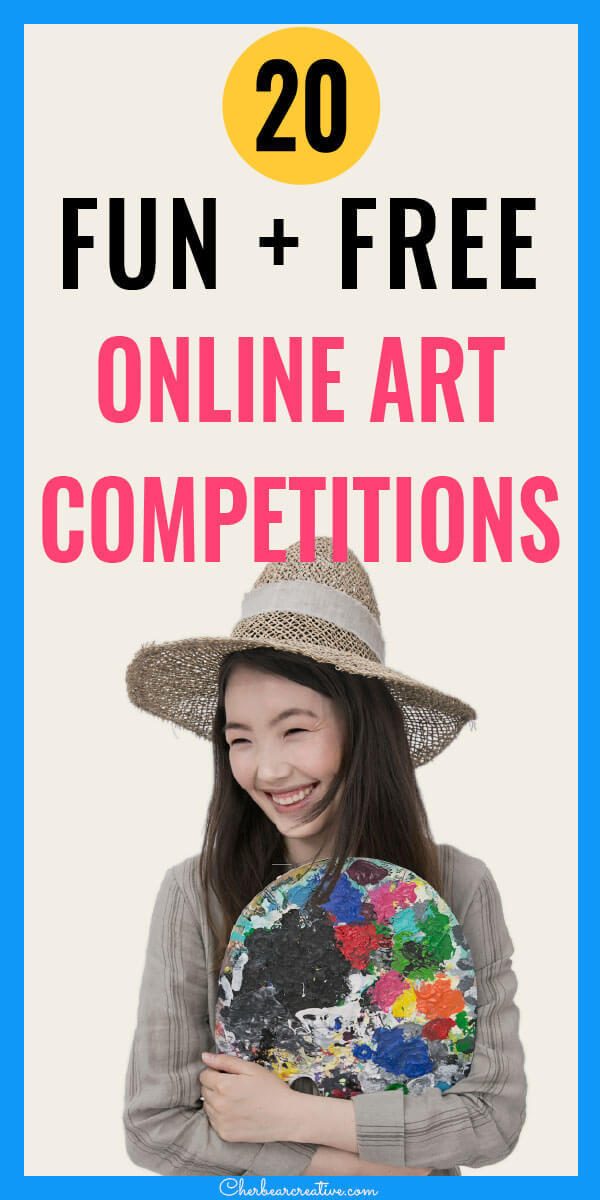 20 Fun and Free Online Art Competitions