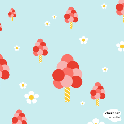 Cotton-Candy-Pattern