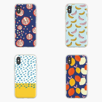 Phone Cases by Cherbear Creative